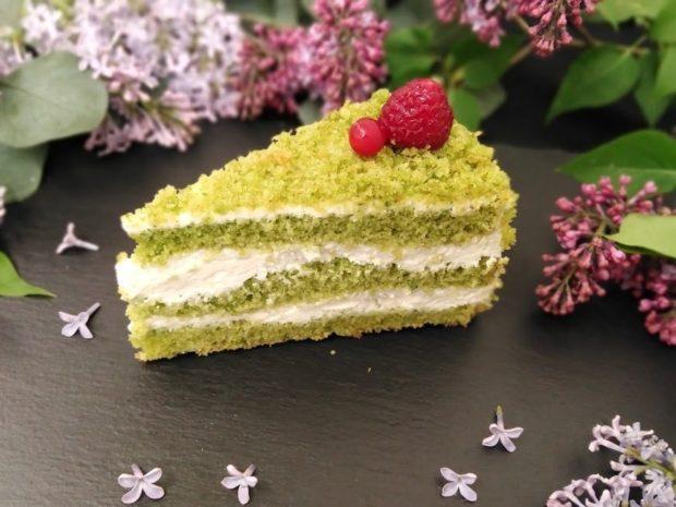 Mechový dort - díl