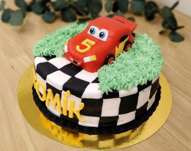 Modelované dorty