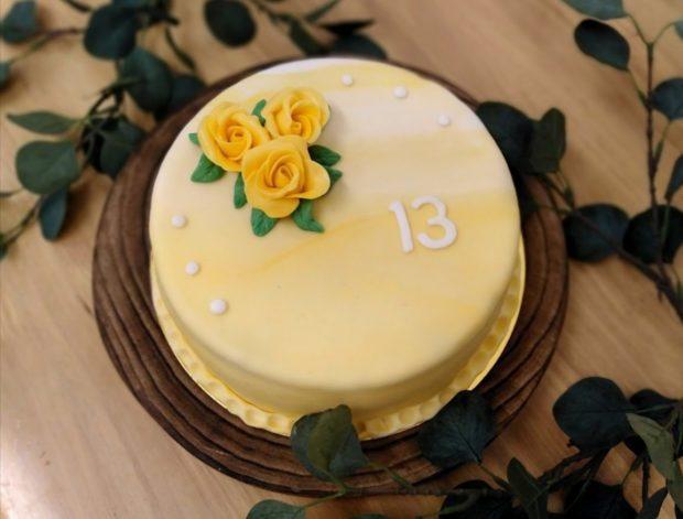 Potahované dorty